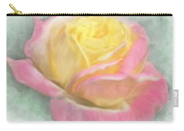 Queen Bella Rose -  I Care Carry-all Pouch