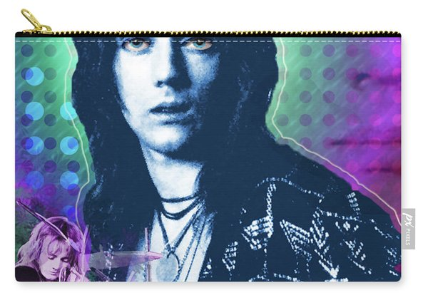 Queen Drummer Roger Taylor Carry-all Pouch