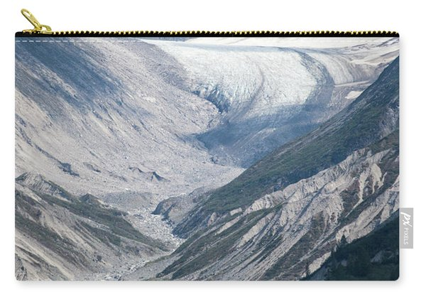 Queen Inlet Glacier Carry-all Pouch