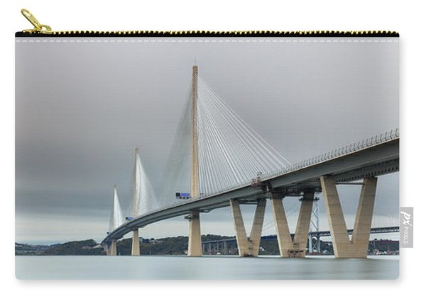 Queensferry Crossing Bridge 3-1 Carry-all Pouch