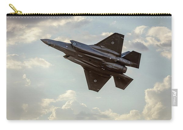 Raaf F-35a Lightning II Joint Strike Fighter Carry-all Pouch