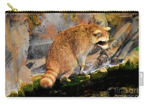 Raccoon 609 Carry-all Pouch