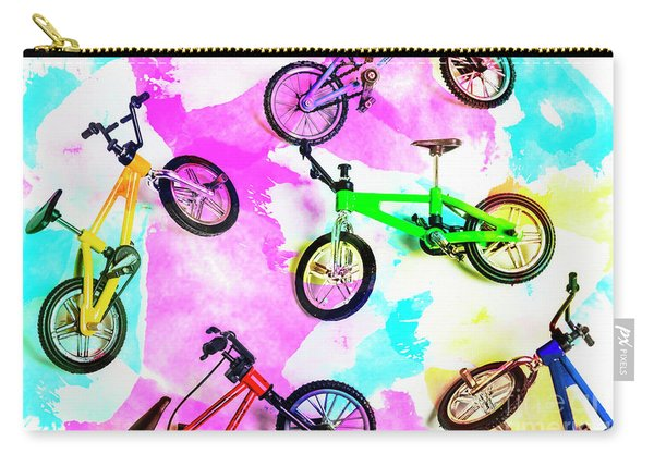 Racing Colours Carry-all Pouch