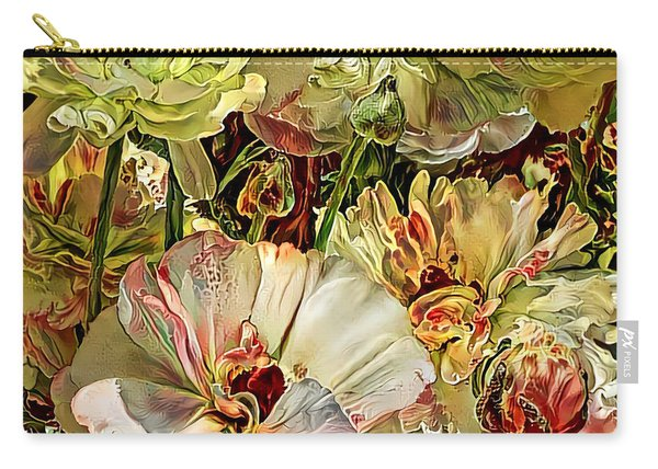 Radiant Ranunculus Carry-all Pouch