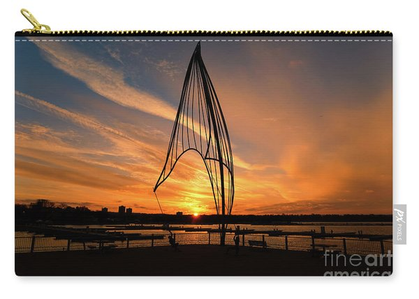 Rafaga Unleashed Sunset Carry-all Pouch