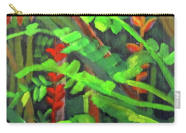 Rain Forest Memories Carry-all Pouch