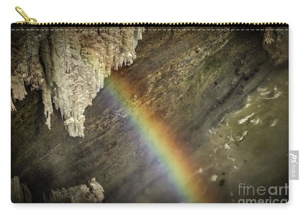 Rainbow At Letchworth Carry-all Pouch