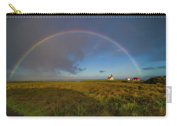 Rainbow At Point Cabrillo Carry-all Pouch