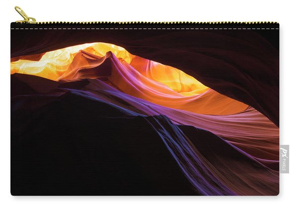 Rainbow Canyon Carry-all Pouch