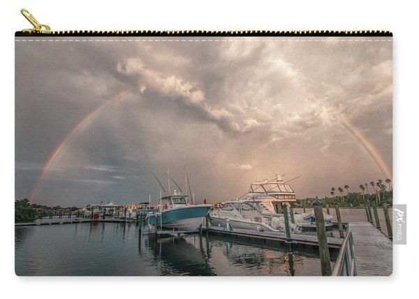 Rainbow Vista Carry-all Pouch