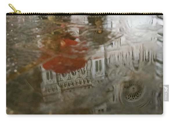 Raining Evening In Florence Italy Carry-all Pouch