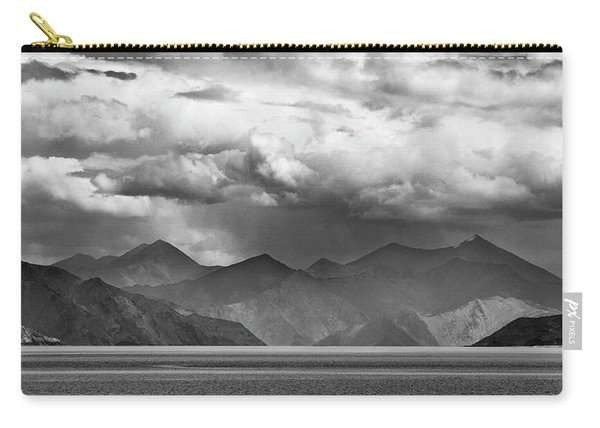 Carry-all Pouch featuring the photograph Rains In China by Whitney Goodey