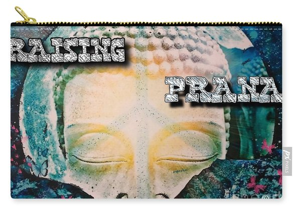 Raising Prana Carry-all Pouch