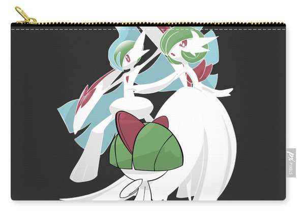 Ralts Evolution Choice Carry-all Pouch