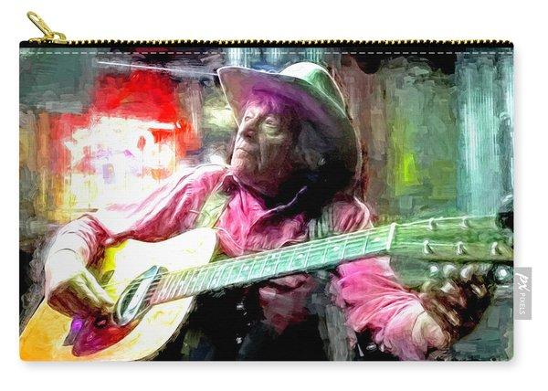 Ramblin Jack Elliott Carry-all Pouch