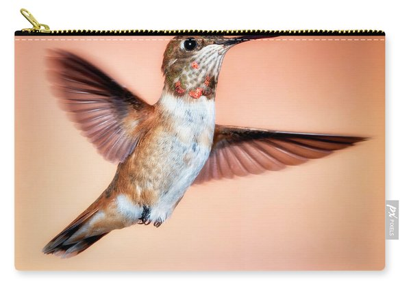 Rambunctious Rufous Carry-all Pouch
