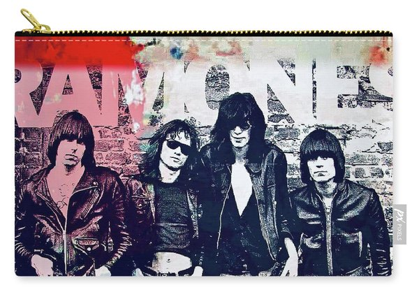 Ramones Carry-all Pouch