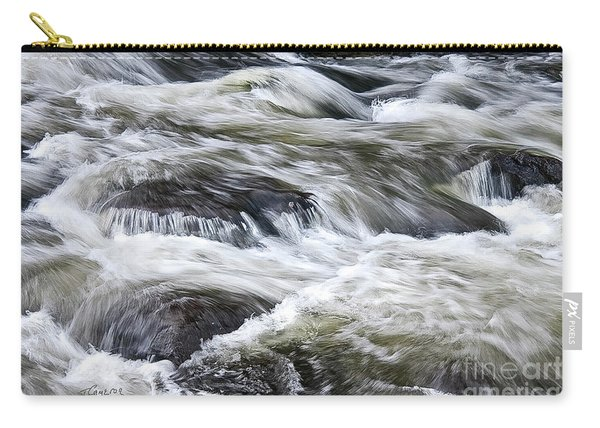 Rapids At Satans Kingdom Carry-all Pouch