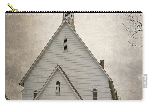 Raquette Lake Chapel Carry-all Pouch