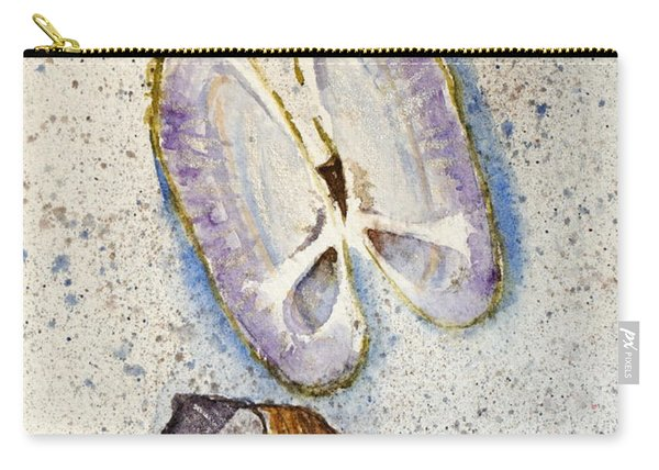 Razor Clams Carry-all Pouch
