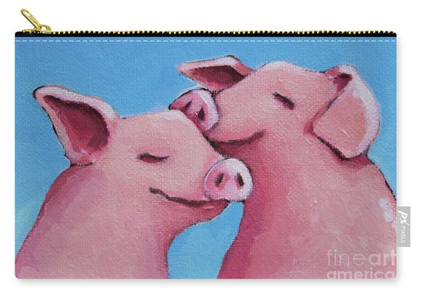 Real Friendships Carry-all Pouch