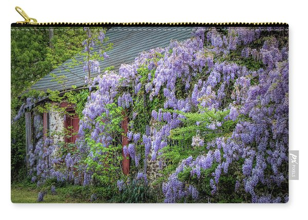 Reclaimed By Nature Carry-all Pouch