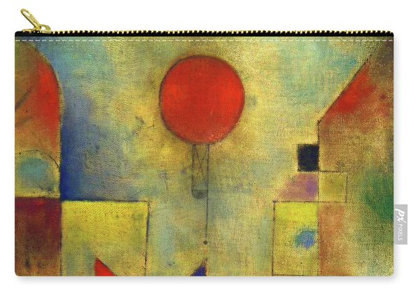 Red Balloon - Roter Ballon, 1922 Carry-all Pouch