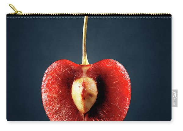 Red Cherry Still Life Carry-all Pouch