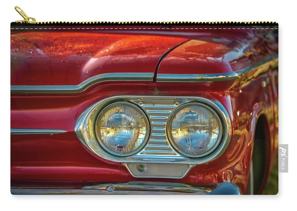 Red Corvair Carry-all Pouch