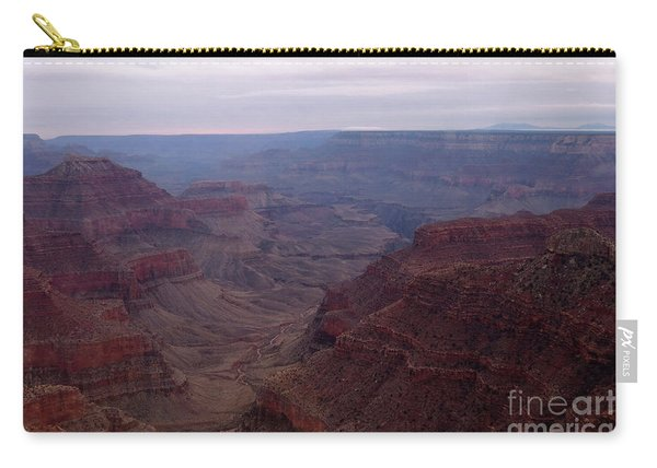 Red Grand Canyon Carry-all Pouch