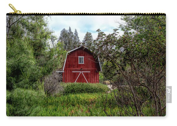Red House Over Yonder Carry-all Pouch