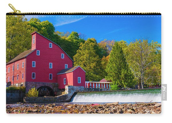 Red Mill Photograph Carry-all Pouch