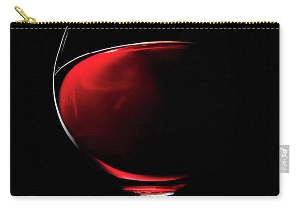 Red Wine Carry-all Pouch