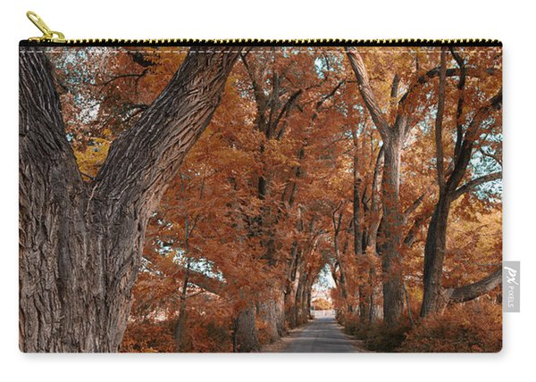 Redhead Fall Walkabout Carry-all Pouch