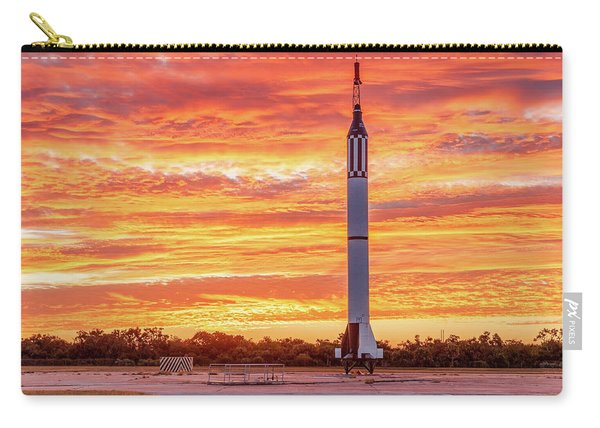 Redstone At Dawn Carry-all Pouch