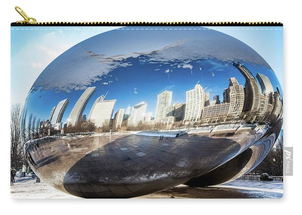 Reflecting Bean Carry-all Pouch