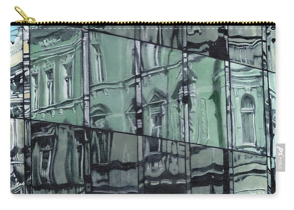 Reflection On Modern Architecture Carry-all Pouch