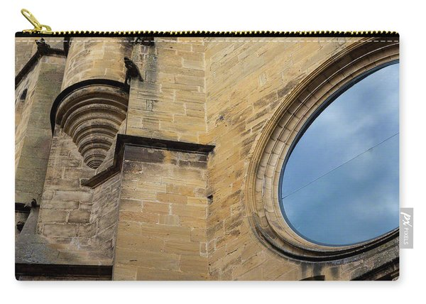 Reflection, Sarlat, France Carry-all Pouch