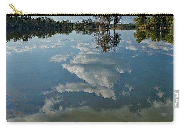 Reflections By The Lake Carry-all Pouch