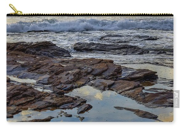 Reflections On The Rocks Carry-all Pouch