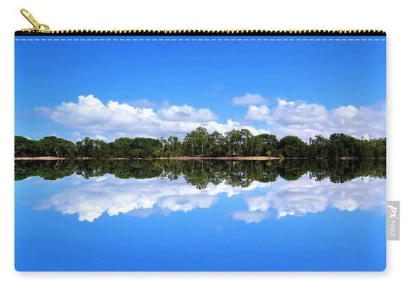 Reflective Lake Patricia Carry-all Pouch