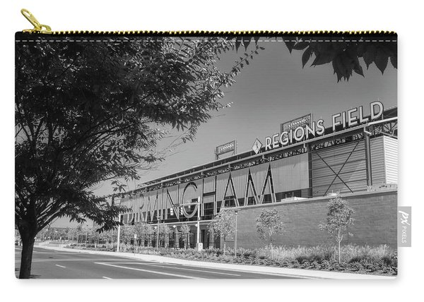 Regions Field Home Of The Barons Carry-all Pouch