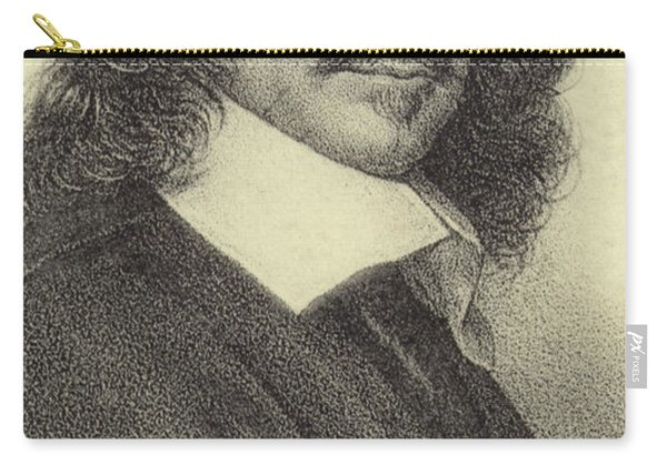 Rene Descartes, French Philosopher, Mathematician And Writer Carry-all Pouch