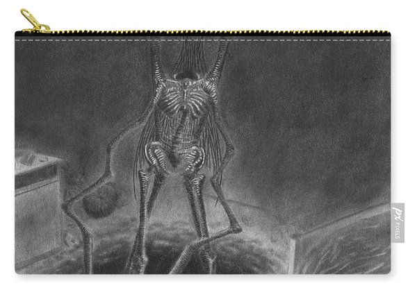 Resolution - Artwork Carry-all Pouch