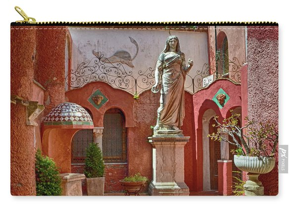 Resplendent Italy Carry-all Pouch