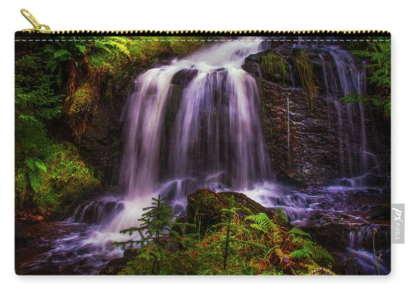 Retreat For Soul. Rest And Be Thankful. Scotland Carry-all Pouch