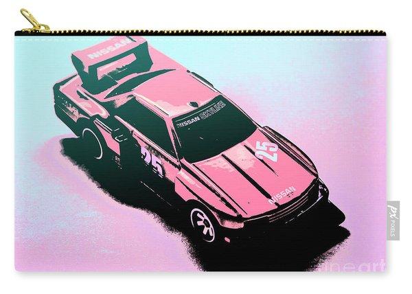 Retro Race Colours Carry-all Pouch