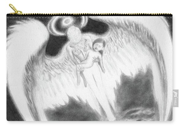 Reunited - Artwork  Carry-all Pouch