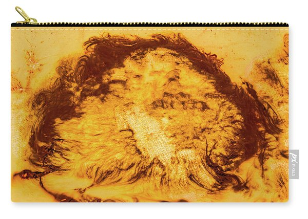 Rhapsody In Yellow Carry-all Pouch