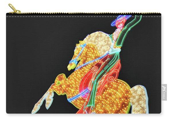 Rhinestone Cowboy Carry-all Pouch